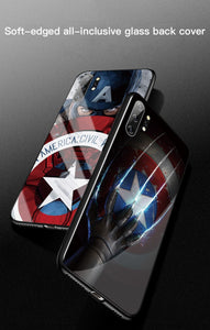 Captain America Case for S10 5G
