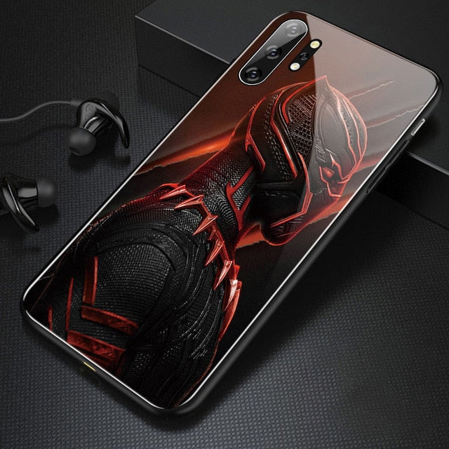 Black Panther Case for Samsung S10 Plus