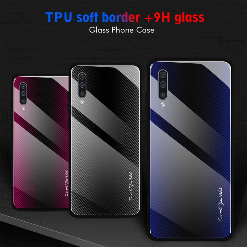 Tempered Glass Case for Note 10