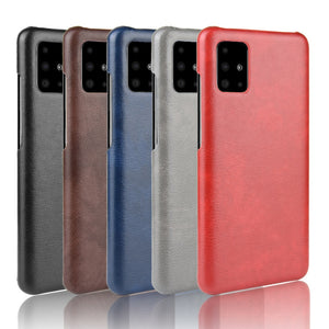 Thin Leather Case for Samsung S20 Ultra