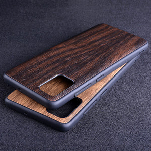 Samsung S20 Plus Wooden Cover