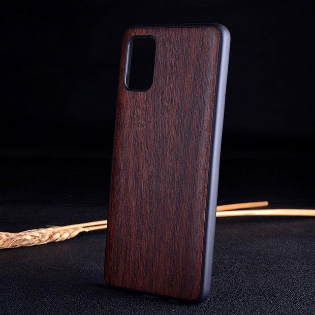 Samsung S20 Ultra Wooden Cover