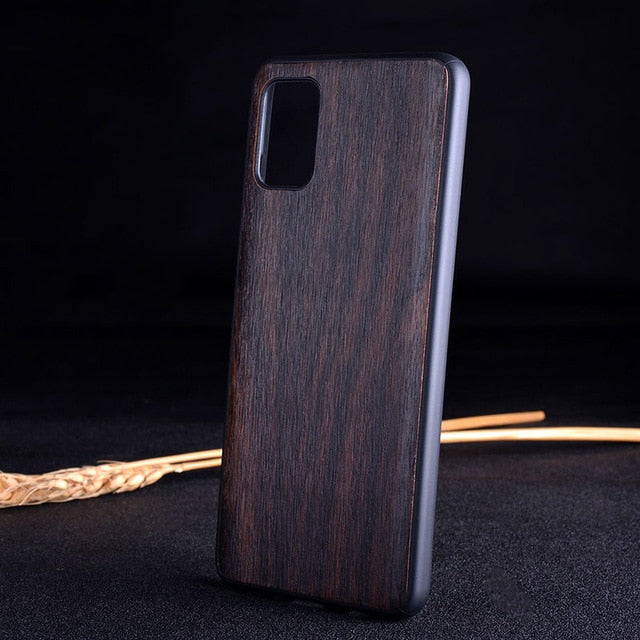 Samsung S20 Wooden Cover