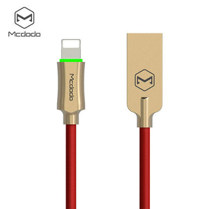 Mcdodo Auto Disconnect Fast Charging USB Data Cable with LED