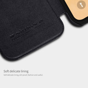 Leather Flip Case for iPhone XS Max