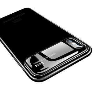 iPhone XS Tempered Glass Case