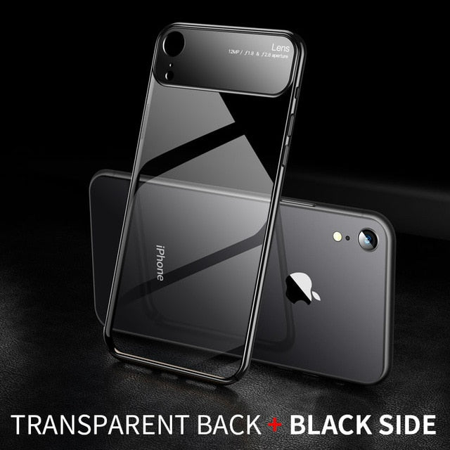iPhone Xr Ultra Thin Glass Case