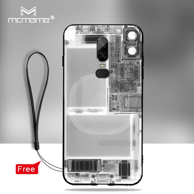 Battery Pattern Designer Back Case & Cover for Oneplus 7 Pro, 7, 6, 6T