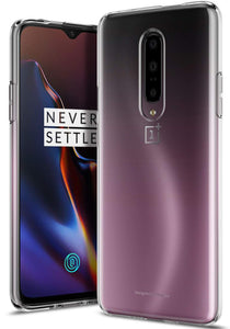 Ultra Thin Clear Soft Silicone Case for Oneplus 7 Pro
