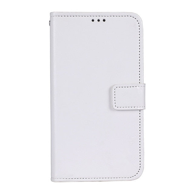 Oneplus 7 | Pro Luxury Magnetic Flip Wallet Leather Case with Card Slot