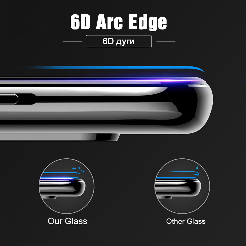9H Protective Screen Protector Tempered Glass for ONEPLUS 7 Pro, 7, 6T, 6