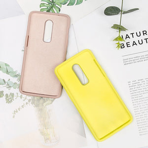 Ultra Thin Shockproof Soft Silicone Phone Case Cover for Oneplus 7 Pro, 7, 6T, 6