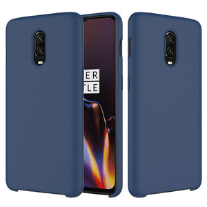 Original Liquid Silicone Shockproof Back Case Cover for Oneplus 7Pro, 7, 6T, 6