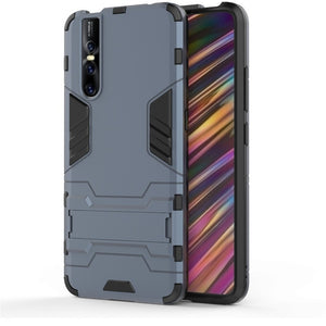 Armour Smart Hybrid Shockproof Silicone Case Cover for Vivo V15 & V15 Pro