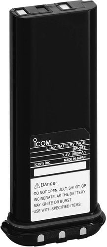 ICOM batteri BP-252