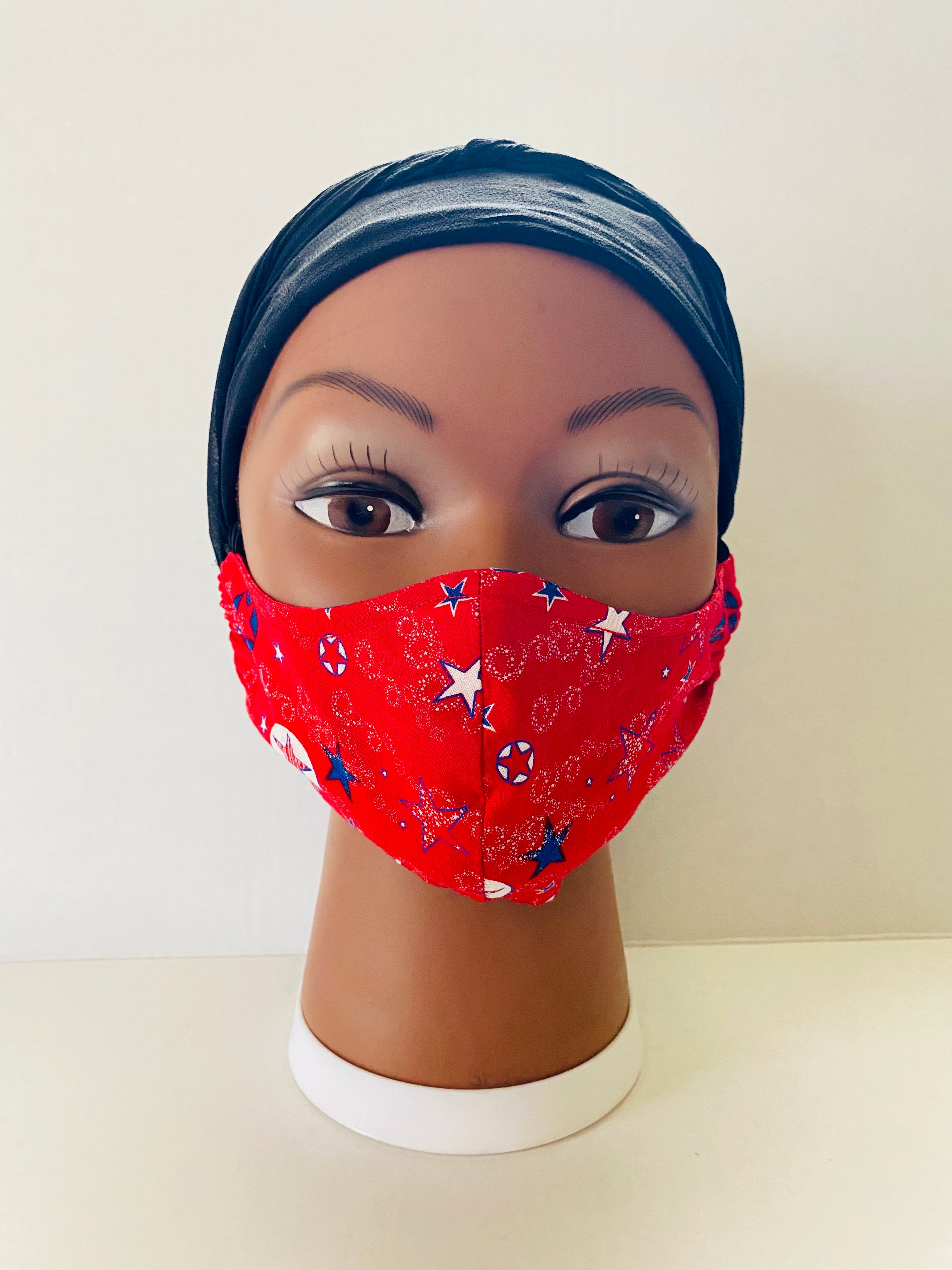 Star Spangled Mask-Child