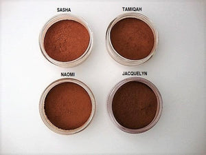 Natural Beauty Mineral Foundation