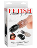 Fetish Fantasy Vibrating Head Teazer-Black