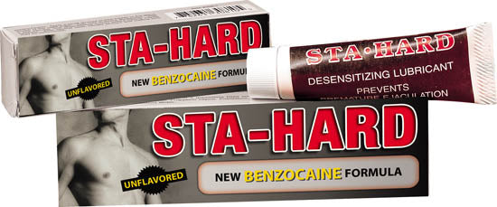 STA-HARD DESENSiTIZING CREAM .5OZ