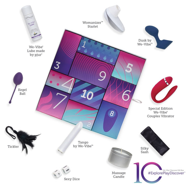 We-Vibe Advent-10 Days Of Play