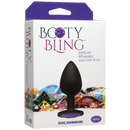 Booty Bling Sm Plug-Purple