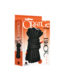 Orange is the New Black Tie Me Ups-16ft Black