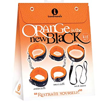 Orange New Black Kit 1-Restrain Yourself