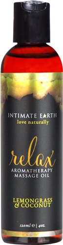 Intimate Earth Oil: Relax 4oz