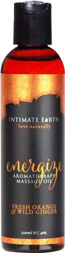 Intimate Earth Oil: Energizing 4oz