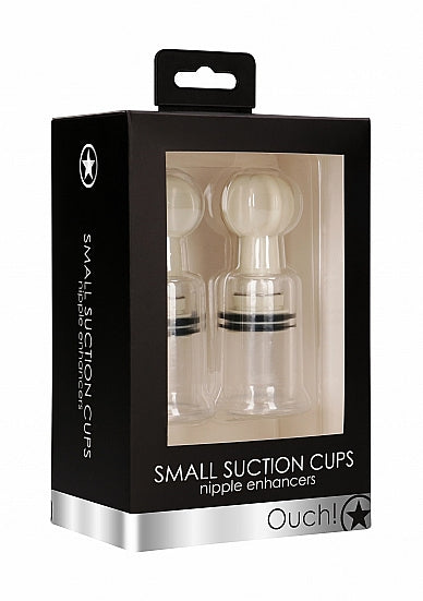Ouch Small Suction Cup Nipple Enhancers