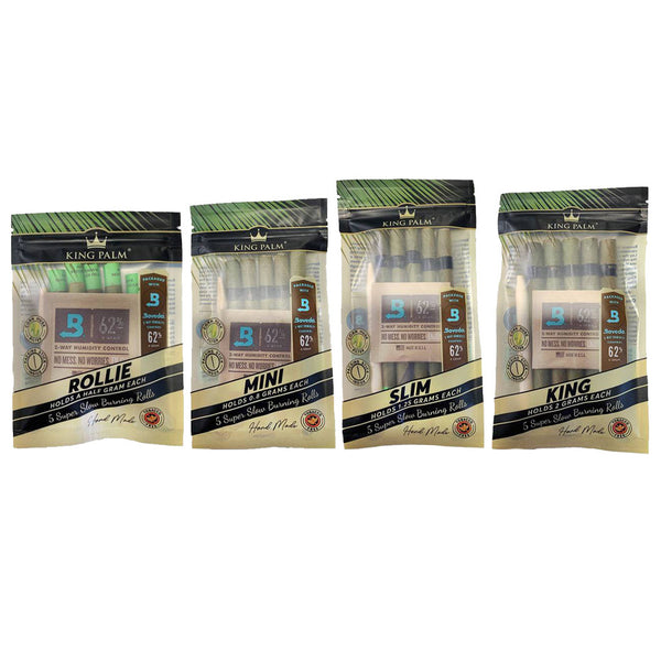 Paper: King Palm PreRoll MINI 5pk