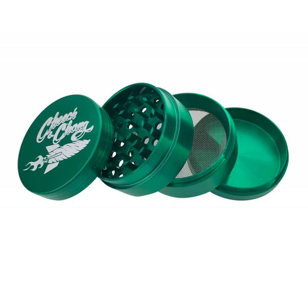 "Grinder: Cheech & Chong 4pc 2.2"" by Infyniti"