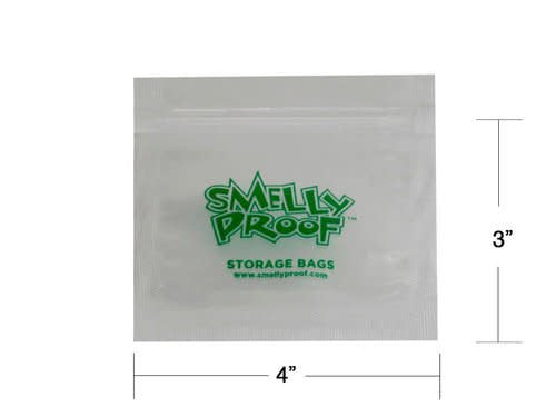 Stash: Smelly Proof Baggie - Extra Small - Single