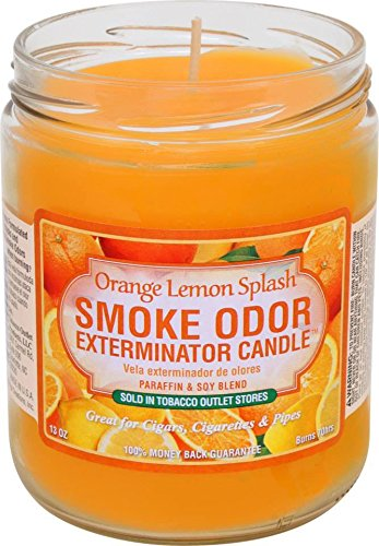 13oz Orange Lemon Splash Odor Exterminator Candle