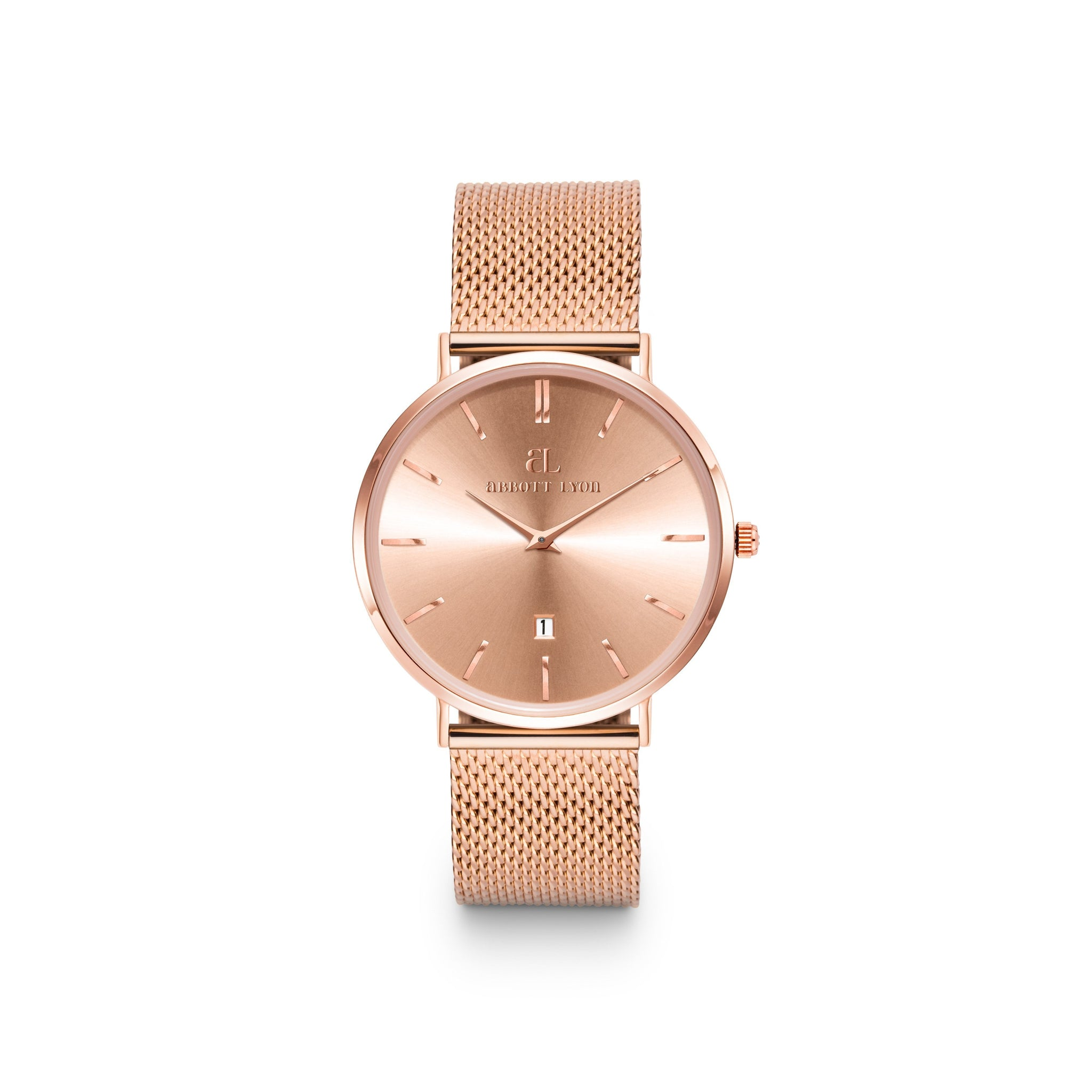 Montre Stellar 34 (Rose Gold/Rose Gold)