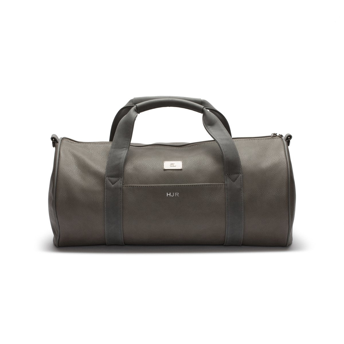 Sac Weekend Homme (Gris Charbon)