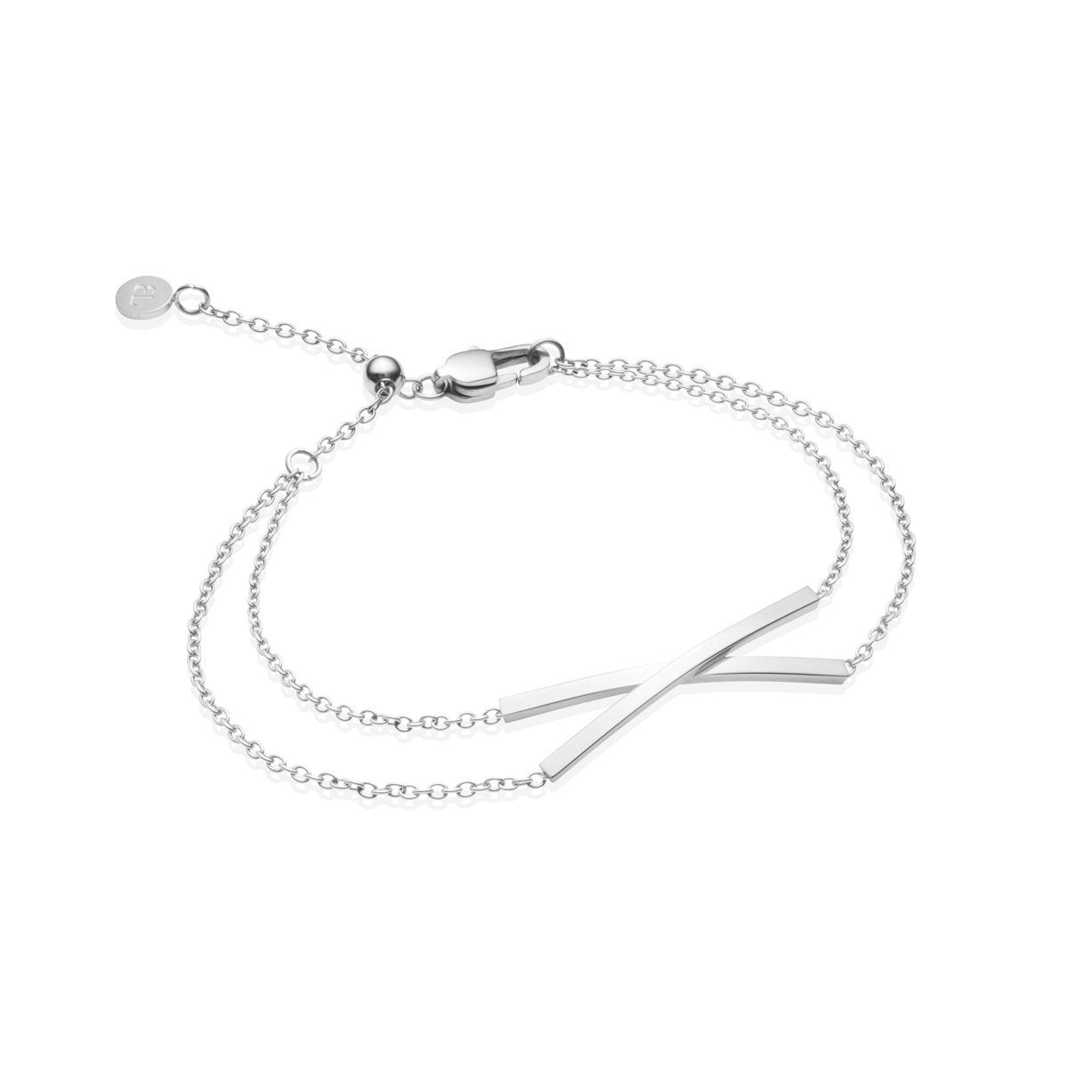 Bracelet Little Luxe Twist (Argent)