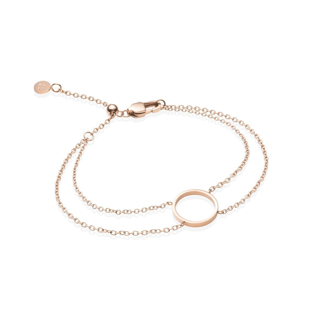 Bracelet Little Luxe Eclipse (Rose Gold)