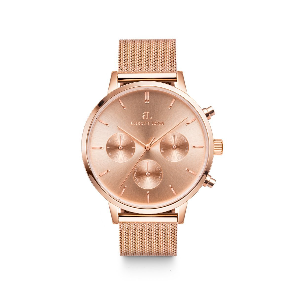 Montre Nueva (Rose Gold/Rose Gold)