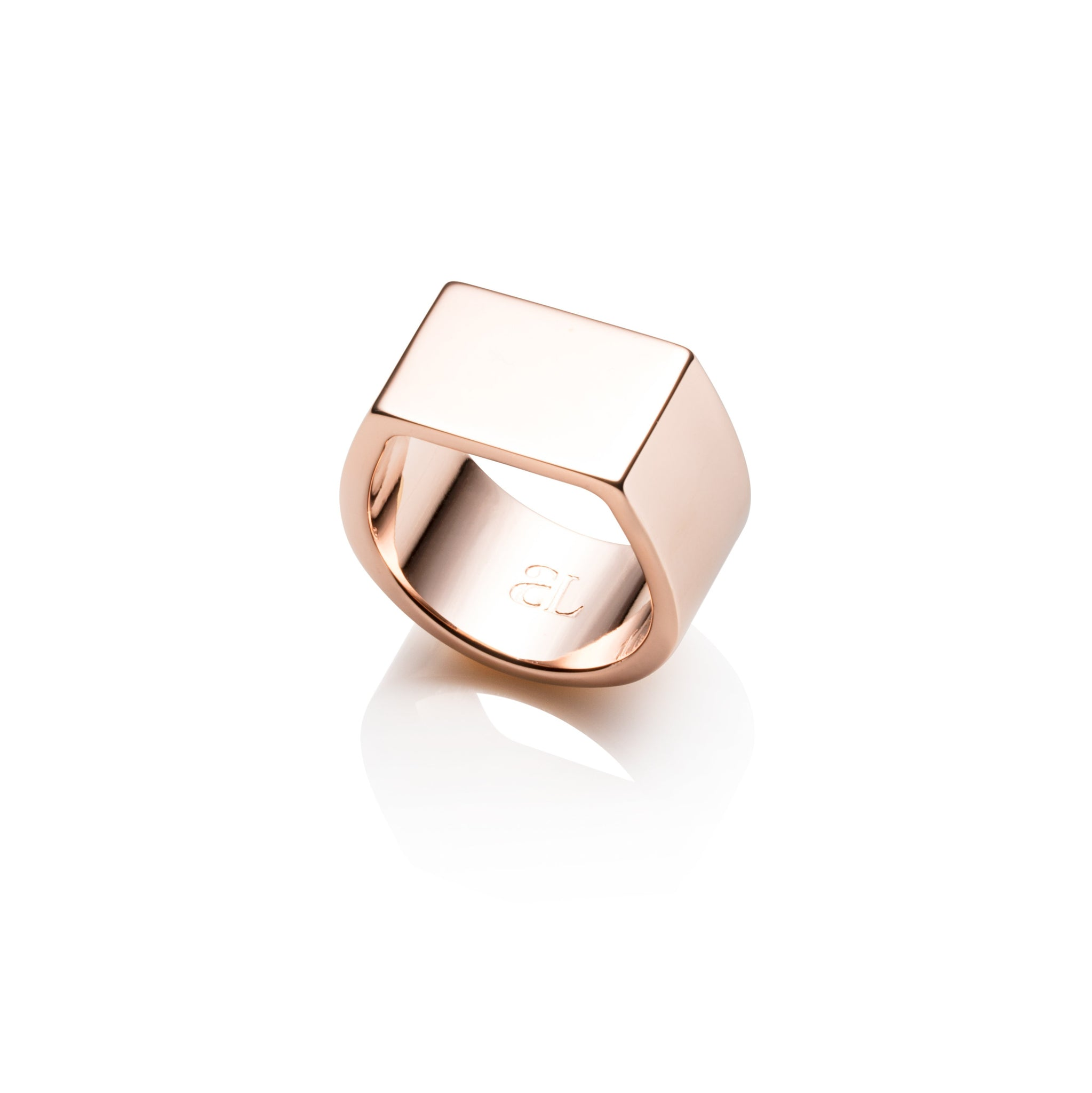 Bague Lineare (Rose Gold)