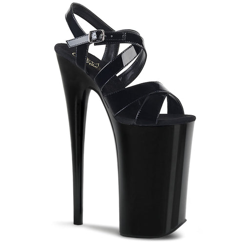 Pleaser-Platforms-(Exotic-Dancing)-BEYOND-097-Blk-Pat-and-Blk