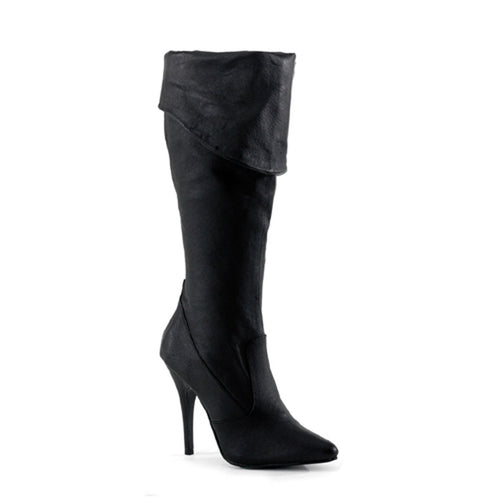 SEDUCE-2013 Pleaser Knee High Boots SED2013/B/LE
