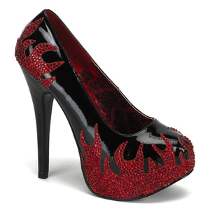 Bordello-Shoes-TEEZE-27-Blk-Pat-Red-Rstn