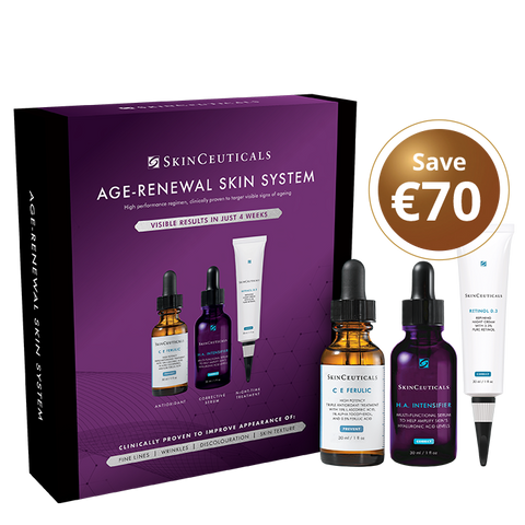 AGE RENEWAL SKIN SYSTEM - SAVE €70