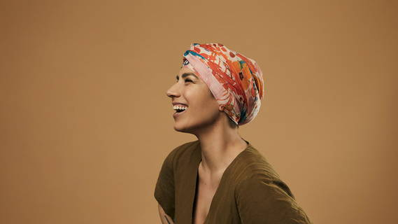 Bravery Co x Kip&Co limited edition headscarf