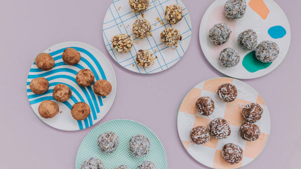 Tasty bliss ball recipes