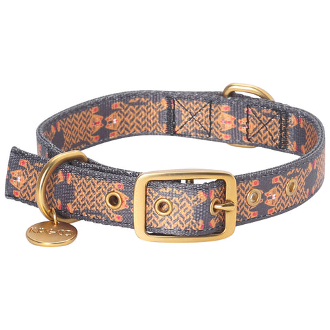 BIG CATS DOG COLLAR