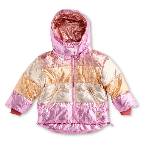 Pink Sunset Adult Puffa