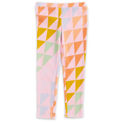 Right Angles Waffle Leggings