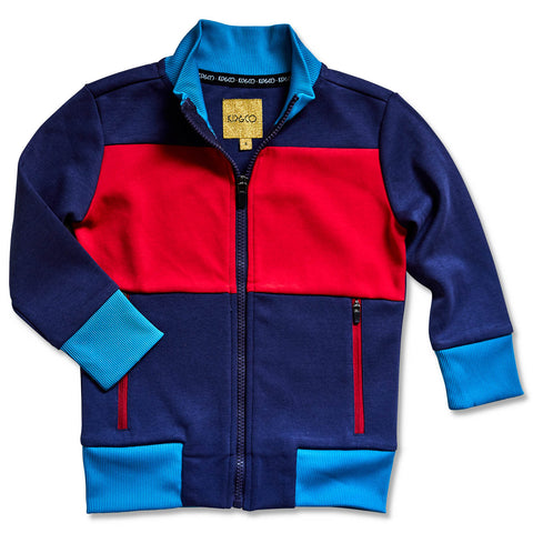 Star Player Track N Field Jacket